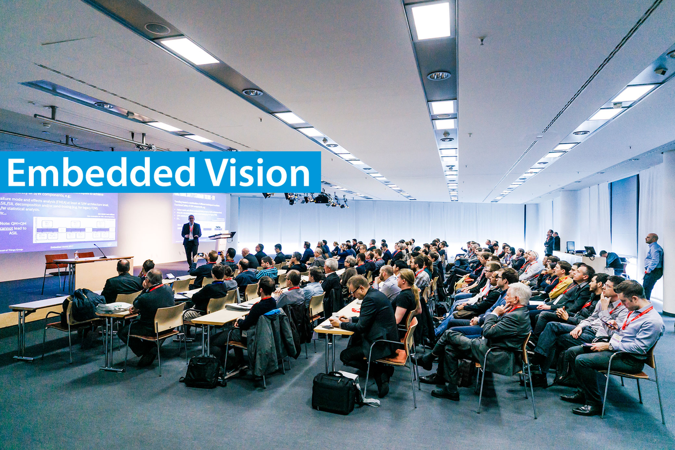 embedded world Conference - Embedded Vision