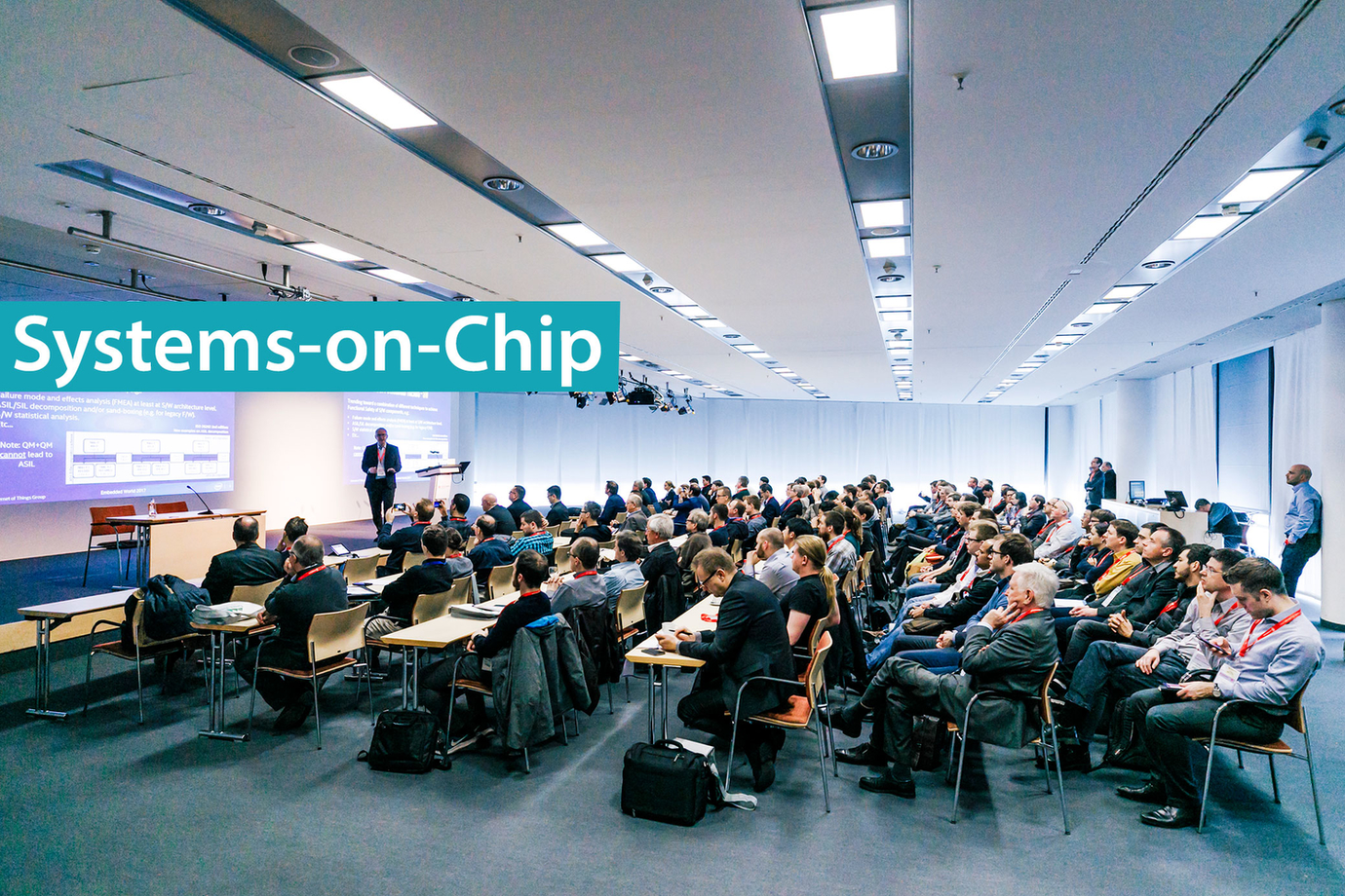 embedded world Conference - System-on-Chip