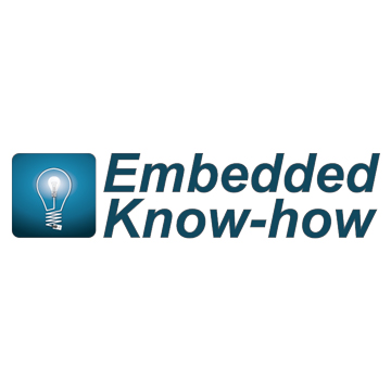Logo Embedded Know How
