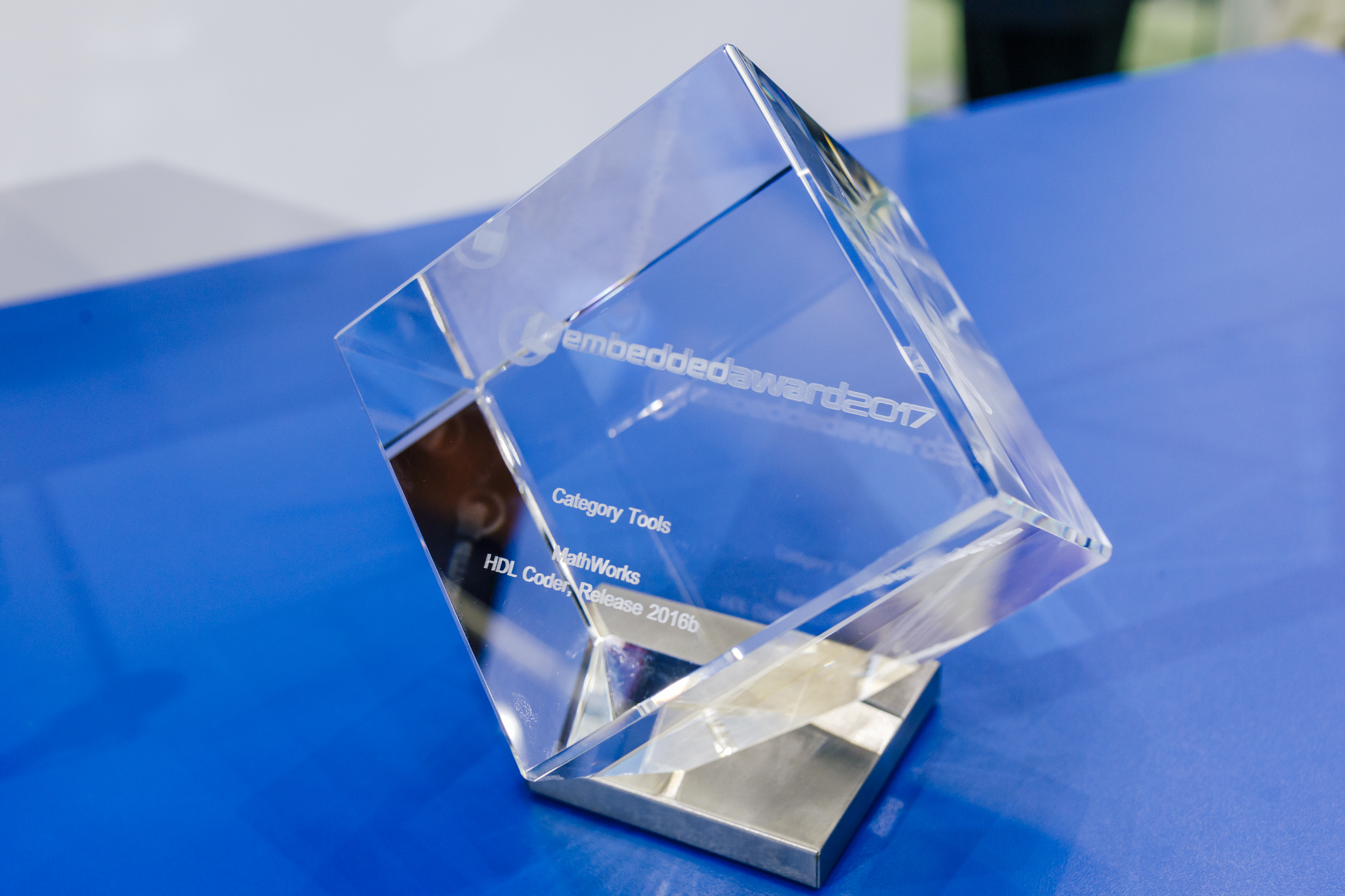 embedded world 2017 Rückblick - embedded award