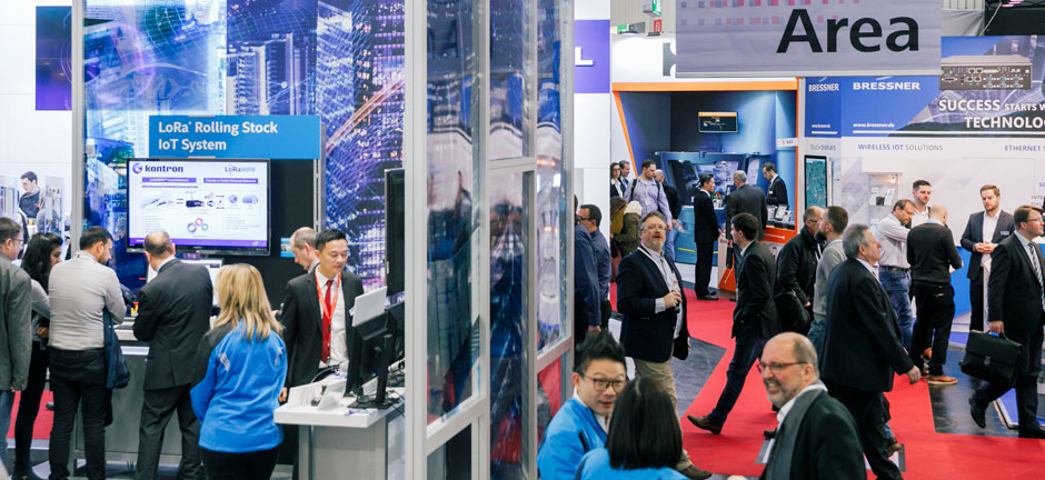 Review embedded world 2019 - Trade fair activity